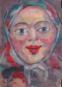Malerei, Liebe, Erwartung,
