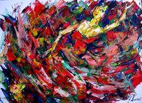 Malerei, Tanz, Spanisch