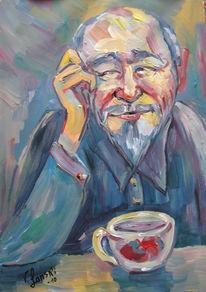 Malerei, Tee