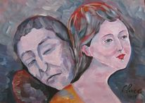 Malerei, Einsamkeit
