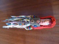 Puppe, Objekt, Figur, Recycling