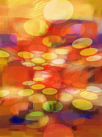 Abstrakt, Formation, Malerei,