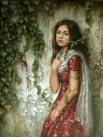Blut, Rot, Frau, Orientalismus