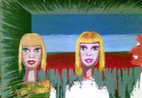 Malerei, Barbie