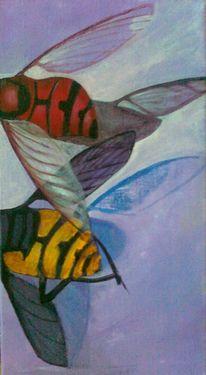 Malerei, Stachel, Zucker