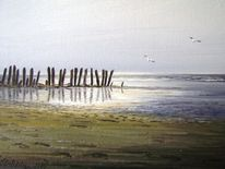 Ostfriesland, Sand, Watt, Friesland
