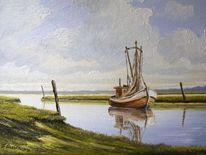Nordsee, Weite, Friesland, Ostfriesland