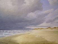 Nordsee, Strübbe, Insel, Langeooge