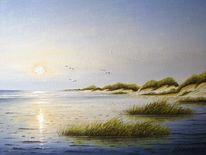 Langeooge, Nordsee, Insel, Sonne