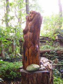 Tettens, Frau, Wangerland, Skulptur