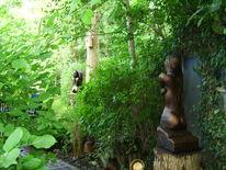Strübbe, Skulptur, Y tong, Fotografie