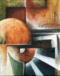 Rahmen, Malerei