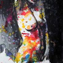 Erotik, Körper, Torso, Abstrakt
