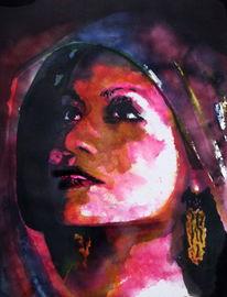 Frau, Menschen, Gesicht, Portrait