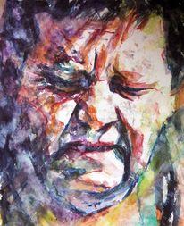 Schmerz, Portrait, Leid, Verzweiflung