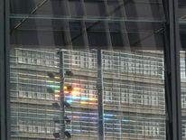 Glas reflektion licht, Fotografie, Architektur