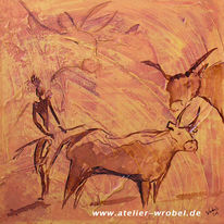 Caveart, Malerei, Prähistorisch, Höhlenmalerei