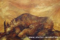 Jagd, Prähistorisch, Höhlenmalerei, Caveart