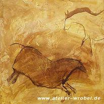 Pferde, Jagd, Tiere, Caveart
