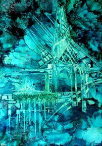 Malerei, Gothic