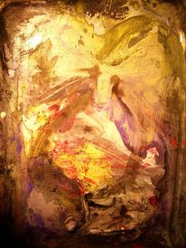 Malerei, Abstrakt, Passion