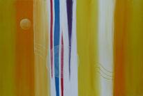 Farben, Acrylmalerei, Bunt, Malerei