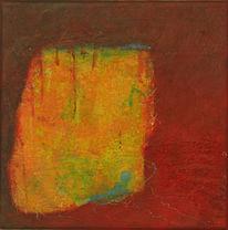 Abstrakt, Mischtechnik, 2008, Malerei