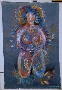 Göttin, Deva, Pflanzen, Venus