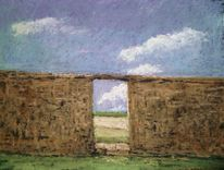 Mauer, Malerei