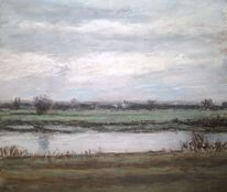 Donau, Malerei