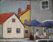 Gasthaus, Malerei
