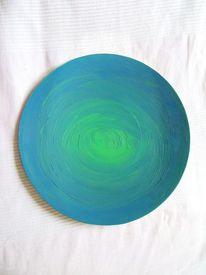 Die schale, Malerei, Schale
