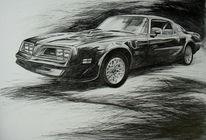 Auto, Amerikanisches auto, Pontiac, Muscle car