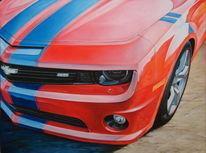 Chevy, Camaro, Auto, Rennwagen