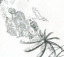 Zeichnungen, Stillleben