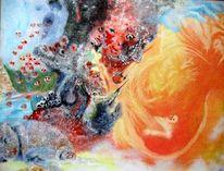 Malerei, Stillleben, Tiere, Traum