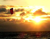 Abend, Urlaub, Nordsee, Stimmung