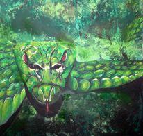 Schlange, Malerei, Tiere