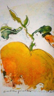 Reif, Garten, Kürbisse, Früchte