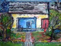 2012, Dezember, Malerei