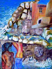 Toskana, Sommer, Meer, Licht