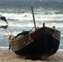 Fotografie, See, Pirat