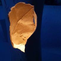 Brennen, Feuer, Skulptur, Öicht