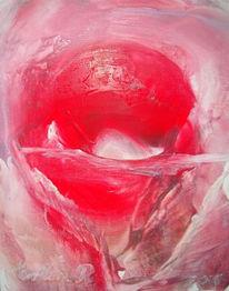 Natur, Neues werk, Abstrakt, Rot