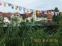 Usedom, August, 2011, Boot