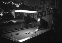 Bar, Cadaques, Billiard, Available light