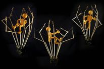 Assemblagen, Marionette, Arrangement, Surreal