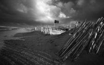 Wolken, W fotografie, Nordsee, Schatten