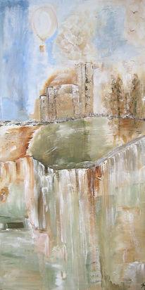 Tränen, Wasser, Festung, Schnee