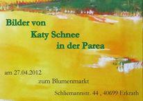 Sommer, Acrylmalerei, Parea, Ausstellung